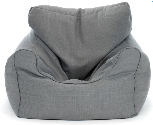 Bean Bag Chair – Grey Extra Large