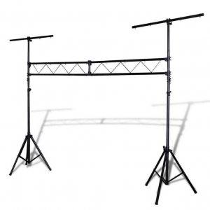 2 Tripods 3m Trussing Stand Rack