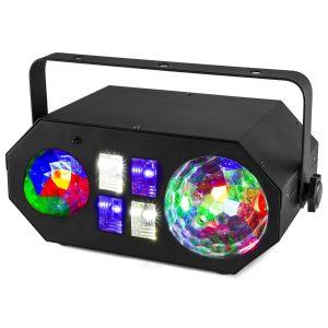 Beamz LEDWAVE Multi-Effect LED Light with Strobe and UV