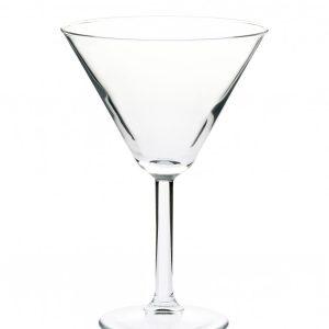 Crown Primetime Martini 300ml Glasses