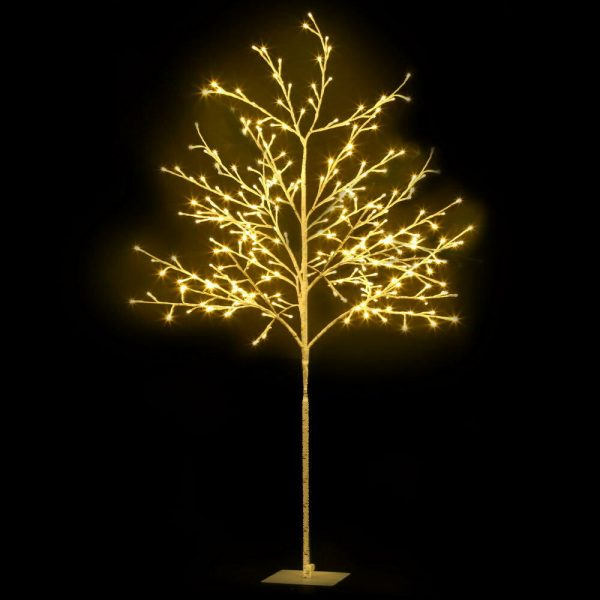 1.5M LED Tree Branch Twig Fibre Optic